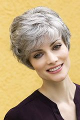 Monofilament-Wig; Brand: Gisela Mayer; Line: Leading; Wigs-Model: Sven Ultra Light Lace