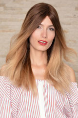 Photo: Brand: Gisela Mayer, Model: Balayage Remy
