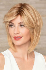 human hair-Monofilament-Wig; Brand: Gisela Mayer; Line: Echthaar; Wigs-Model: Catwalk HH Mono Lace Long