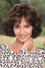 Monofilament-Wig; Brand: Gisela Mayer; Line: Modern Hair; Wigs-Model: Chantal Mono Lace