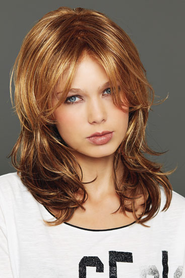 Wig, Brand: Gisela Mayer, Model: Cosmo Glamour