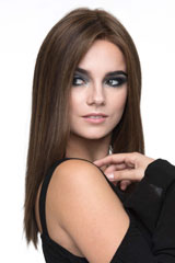 human hair-Monofilament-Wig; Brand: Gisela Mayer; Line: Duo Fiber; Wigs-Model: Duo Fiber Duo Long