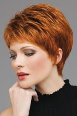 Monofilament-Wig; Brand: Gisela Mayer; Line: Duo Fiber; Wigs-Model: Duo Fiber Heather