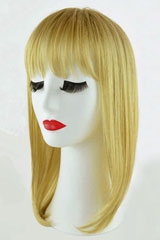 Weft-children's-Wig; Brand: Gisela Mayer; children's-Wigs-Model: Emma Children