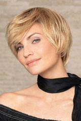 human hair-Monofilament-Wig; Brand: Gisela Mayer; Line: Human Hair; Wigs-Model: Euro Mix Star