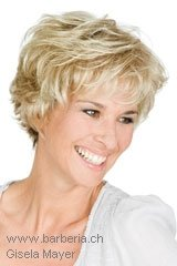 Crown monofilament-Wig; Brand: Gisela Mayer; Line: Classics; Wigs-Model: Extra Lace
