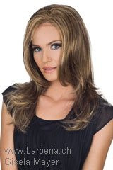 Weft-Wig; Brand: Gisela Mayer; Wigs-Model: Glamour Lace