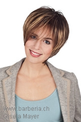 Monofilament-Wig; Brand: Gisela Mayer; Line: Classic; Wigs-Model: Hawaii Mono Lace Large