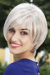 Monofilament-Wig; Brand: Gisela Mayer; Line: Classic; Wigs-Model: Hawaii Mono Lace Deluxe Small