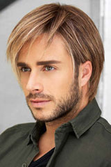 Monofilament-Wig; Brand: Gisela Mayer; Line: Men Line; Wigs-Model: Modern Cut Mono Lace
