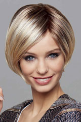Monofilament-Wig; Brand: Gisela Mayer; Line: Modern Hair; Wigs-Model: High End Vicky Small