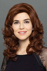 Monofilament-Wig; Brand: Gisela Mayer; Line: High Tech; Wigs-Model: High Tech F, 54 cm