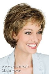 Crown monofilament-Wig; Brand: Gisela Mayer; Line: Classics; Wigs-Model: Hillary Lace