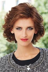 Monofilament-Wig; Brand: Gisela Mayer; Line: High End; Wigs-Model: Lady Mono Lace Deluxe Volume