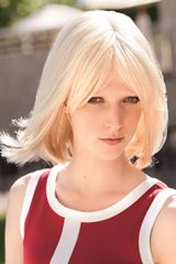 Monofilament-Wig; Brand: Gisela Mayer; Line: Modern; Wigs-Model: Long Page Mono Lace Deluxe