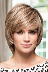human hair-Monofilament-Wig; Brand: Gisela Mayer; Line: High Tech; Wigs-Model: Luxery Lace A