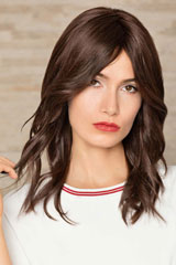 human hair-Monofilament-Wig; Brand: Gisela Mayer; Line: Human Hair; Wigs-Model: New Exclusiv Echthaar