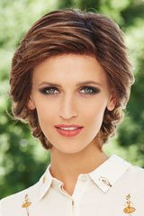 Monofilament-Wig; Brand: Gisela Mayer; Line: High End; Wigs-Model: Nina Mono Lace Deluxe Small