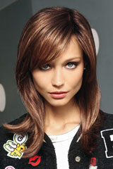 Monofilament-Wig; Brand: Gisela Mayer; Line: New Generation; Wigs-Model: Pauline Lace Short
