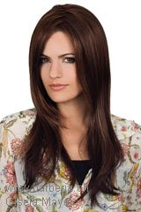 Monofilament-Wig; Brand: Gisela Mayer; Wigs-Model: Phillys Mono Lace