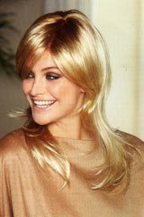 Monofilament-Wig; Brand: Gisela Mayer; Line: Star Hair; Wigs-Model: Antonella Mono Lace