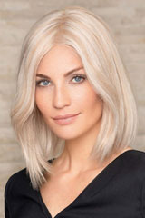 human hair-Monofilament-Wig; Brand: Gisela Mayer; Line: Human Hair; Wigs-Model: Remy Page Long