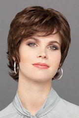 Monofilament-Wig; Brand: Gisela Mayer; Line: Modern Hair; Wigs-Model: Riva Mono Lace Small
