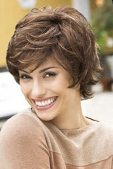 Monofilament-Wig; Brand: Gisela Mayer; Wigs-Model: Riva Mono Lace Small