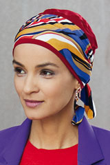 Turbante; Marca: Gisela Mayer; Modelo: Band Jolie