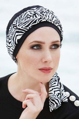 Turbante; Marca: Gisela Mayer; Modelo: Band Juna