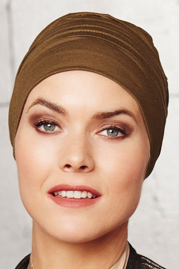 Turban, Brand: Gisela Mayer, Model: Cap Lilly