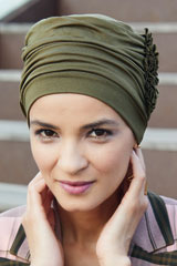 Turbante; Marca: Gisela Mayer; Modelo: Loreen