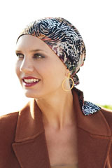 Turbante; Marca: Gisela Mayer; Modelo: Madrid