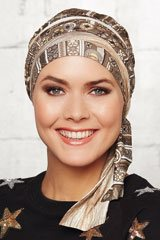 Turban; Marke: Gisela Mayer; Modell: Madrid Long