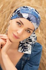 Turban, Marke: Gisela Mayer, Modell: Madrid Summer Short