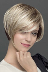 Trama-Parrucca; Marchio: Gisela Mayer; Linea: New Modern Hair; Parrucche-Modello: Vicky Extra