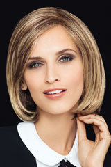 Monofilament-Wig; Brand: Gisela Mayer; Line: Visconti; Wigs-Model: Visconti Gold Page
