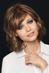 Monofilament-Wig; Brand: Gisela Mayer; Line: Visconti; Wigs-Model: Visconti Gold Pearl